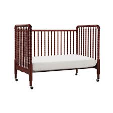 Cherry Baby Cribs by Million Dollar Baby Davinci Jenny Lind Crib Cherry Kids N Cribs