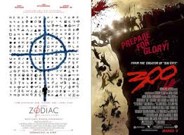 zodiac posters experience ttt posters of 2007
