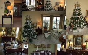 Decorations For Homes Homes Decorated For Christmas Great Home Design References