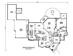 mansion floor plans with dimensions contemporary luxury modern house plans home design 161 1048