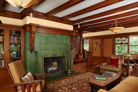 arts and crafts style homes interior design deephaven craftsman remodel david heide design studio