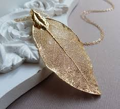 long leaf necklace images A long leaf necklace similar to this on the hunt jpg