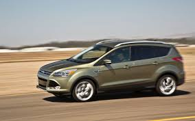 Ford Escape Suv - february 2013 suv sales ford escape takes top spot equinox