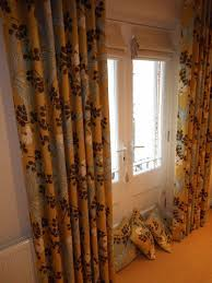 Curtains 100 Length Full Length Curtains Fully Lined 100 Lnien In A Romo Designer