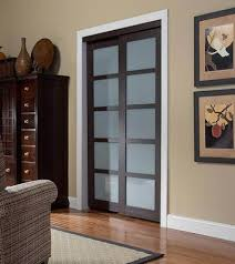 Frosted Glass Closet Sliding Doors Series 2402 5 Lite Framed Sliding Door Erias Home Designs