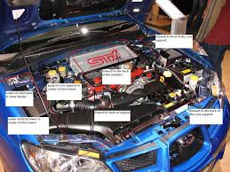 subaru wrx engine wrx sti engine compartment dimensions subaru impreza wrx sti