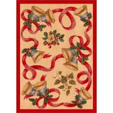 Holiday Doormat Christmas Area Rug Roselawnlutheran