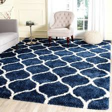 6 Square Area Rug 6 Square Area Rug Shag Modern Navy Ivory Rug X Shag Modern
