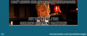 Misunderstood Girlfriend Meme - basement waterproofing meme by jonathannagle meme center