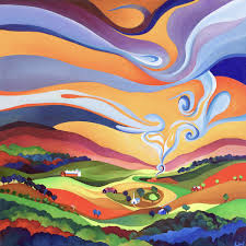 paint dream inner locations and outer forms new series big dream under the