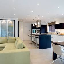 open plan kitchen living room ideas designs for kitchen diners open plan home design hay us