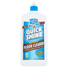 Laminate Floor Sticky After Cleaning Quick Shine Multi Surface Floor Cleaner Walmart Com