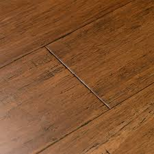 Hardwood Floors In Bathroom Shop Cali Bamboo Fossilized 5 In Antique Java Bamboo Solid