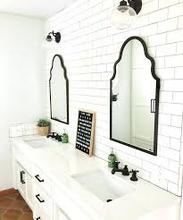 Bathroom Vanity Mirror Ideas Large Bathroom Vanity Mirrors Higrand Co
