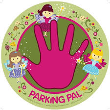 parking pal car magnet keep safe around vehicles fairies baby