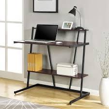 Small Computer Desk With Shelves Computer Desk Shelf Interior Design