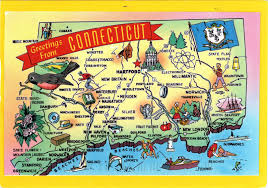 Map New England States by World Come To My Home 2108 United States Connecticut