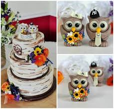 owl cake toppers wedding cake toppers owls photo cake trend owl cakes paul bradford