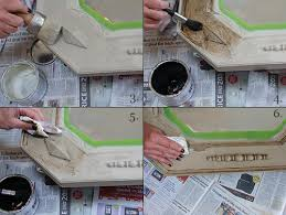 How To Shabby Chic Paint by How To Create A Shabby Chic Mirror Audenza