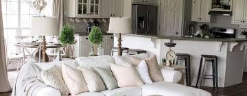Farmhouse Sitting Room - living rooms u2013 architecturemagz