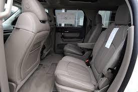 Gmc Acadia Denali Interior 2014 Gmc Acadia Denali Interior Back Seat Finnegan Auto Blog