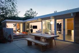 openness idea for eichler house renovation design youtube