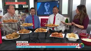 kfc thanksgiving menu kfc bringing you even more chicken fox40