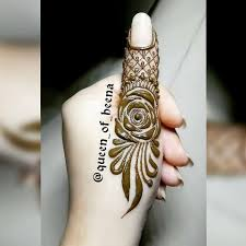finger mehndi designs collection 2018 womenstyle pk