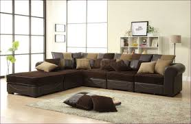 Tufted Sectional With Chaise Furniture Fabulous Big Sectional Couch Traditional Sectional