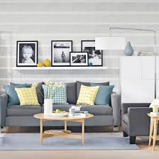 Yellow And Grey Room Grey And Yellow Living Room Ideas And Dã Cor Inspiration Ideal Home