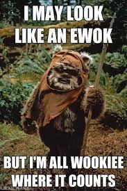 Ewok Memes - 160 best ewoks images on pinterest star wars starwars and ewok