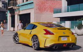 nissan 370z hp 2016 2016 nissan 370z nismo z34 add on replace gta5 mods com