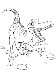 pictures to colour dinosaurs