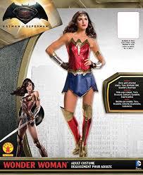 Woman Halloween Costume Women Amazon Batman Superman Dawn Justice Deluxe