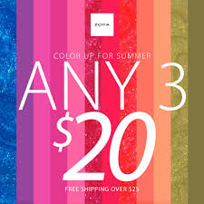 Color Up Promotions Archives Zoya Blog
