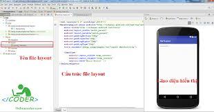 layout có nghia là gì bài 7 layout trong android
