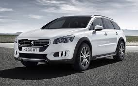 peugeot suv 2014 peugeot 508 rxh 2014 wallpapers and hd images car pixel