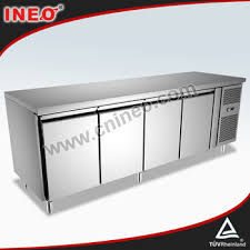 Stainless Steel Kitchen Table Top 304 Stainless Steel Commercial Kitchen Table Top Freezer