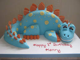dinosaurs cakes dinosaur cake pinteres