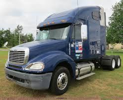 2007 freightliner columbia heritage edition semi truck ite