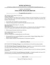 Boyfriend Resume Template Sample Cover Letter For Truck Driver Resume Cover Letter Sample