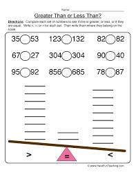 inequalities worksheets have fun teaching