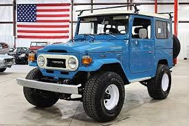 1977 toyota land cruiser cars for sale classics on
