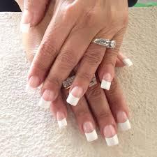 pink u0026 white liquid gel nails yelp