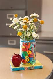 centerpiece idea for back to breakfast or perhaps teacher
