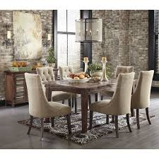 Best Dining Room Images On Pinterest Dining Room Kitchen - Dining room sets with upholstered chairs