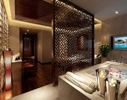 bathroom partition ideas bedroom glamorous master bedroom with bathroom home decorating