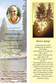 memorial bookmarks c r print memorial bookmarks remembrance stationery