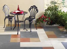 Dyed Concrete Patio by Painted Concrete Patio Stain Colors Concrete Stain Paint