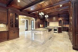 Polished Kitchen Floor Tiles - kitchen floor tiles advice model free countertop storage cabinet